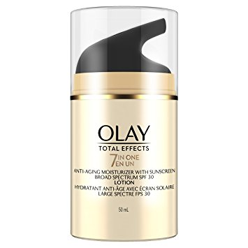 kem ngay Olay Total Effect 7 in 1 Moisture With Spf 30