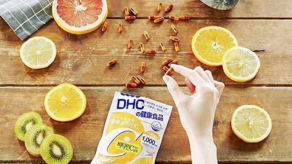 vitamin c dhc 0