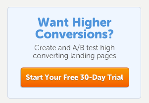 Call To Action on Unbounce.com