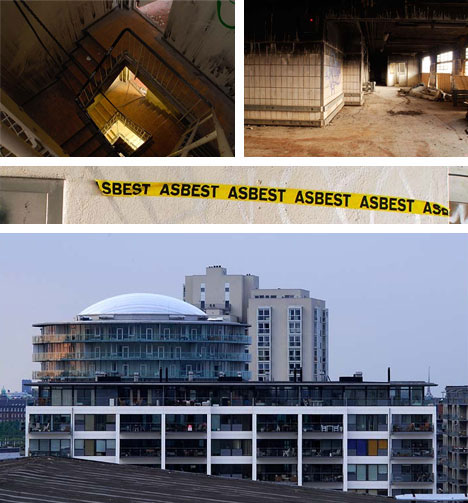 Copenhagen Denmark Factory Building Infiltration Images
