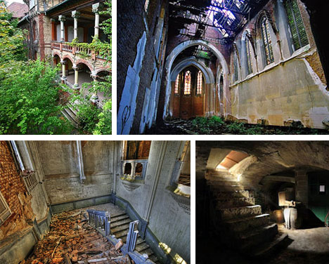 Seven Abandoned Wonders of the European Union