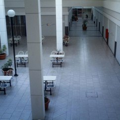 Boat Chairs Folding Deck Track Chair Extreme Abandoned Mall   Urbanist
