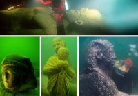 Ancient Underwater City Alexandria