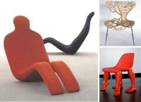 Comfy to Crazy: 20 Creative Chairs and Chair Designs