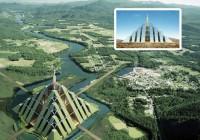 7 Million Person Capacity Pyramid