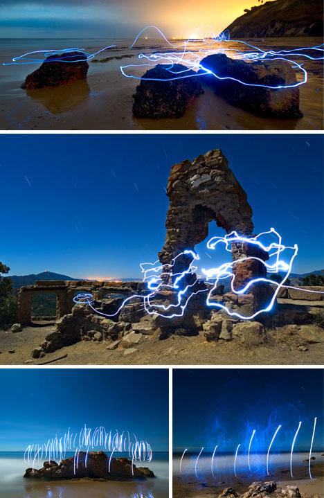 Blue Light Photography Of Toby Keller Urbanist
