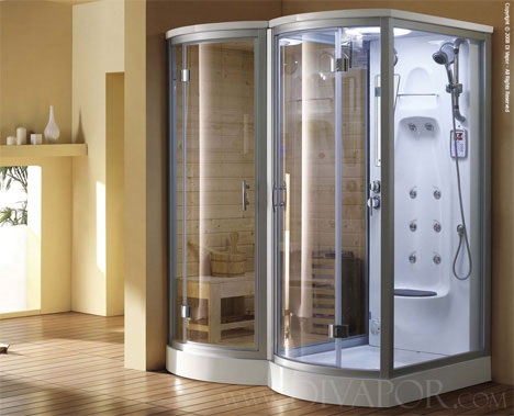 Utopia steam sauna