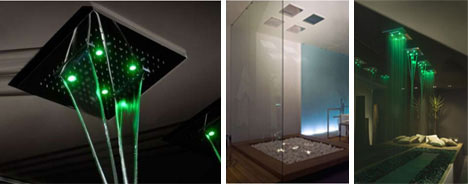 Gessi Private Wellness shower