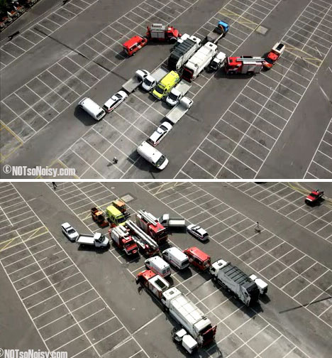 transformers-parking-lot