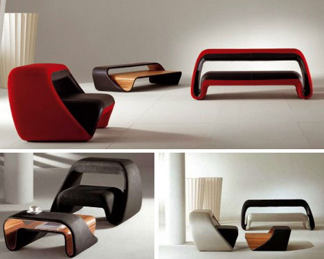 office chair big and tall universal covers amazon domestic visions: 15 futuristic modern furniture designs | urbanist