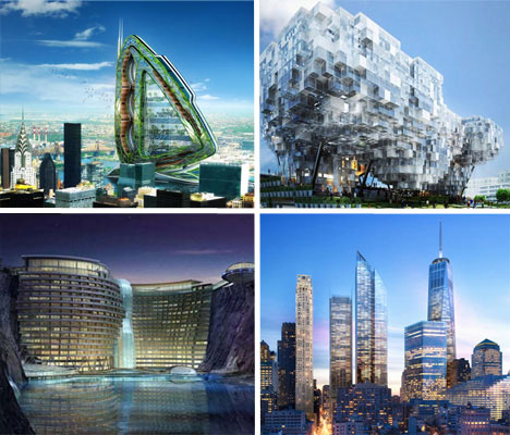Unbuilt Buildings 12 Awesome Future Architectural Designs
