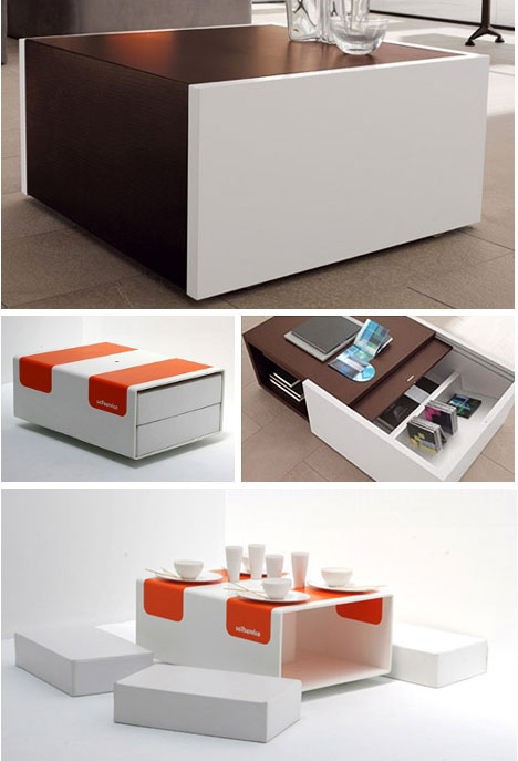 15 Off The Wall Furnishings To Transform Your Living Space