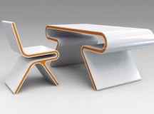 12 Offbeat Office Interiors & Innovative Desk Designs ...