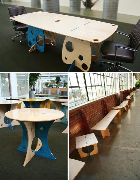 15 FlatPack Furniture Designs  Ideas for Saving Space