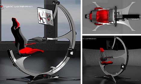 Geeky Temptation 16 Slick Sick  Stunning Workstations