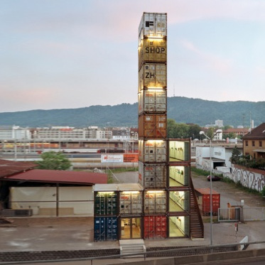Cargotecture 13 Massive Container Architecture Projects