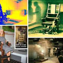 Electric Chair Was Invented By Inflatable For Adults Old Sparky The Shocking History Of Urbanist Are