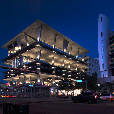 Can a Parking Garage be Sexy Miamis 1111 Lincoln Road  Urbanist