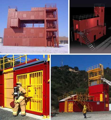 Smoke  Mirrors Fire Training Facilities To Beat The Heat