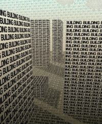 Graphic Archi-Type: 14 Buildings & Cities Made of Text ...