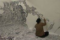 Room(s) for Art: Wall-to-Wall, Floor-to-Ceiling Drawings ...