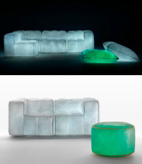 Via Lattea Furniture by Meritalia