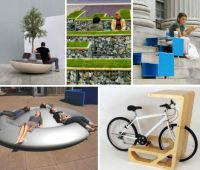 City Seats: 14 Examples of Unconventional Urban Furniture ...
