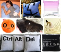 No Mere Puff Pieces: 30 Clever Cushions & Crafty Pillows ...