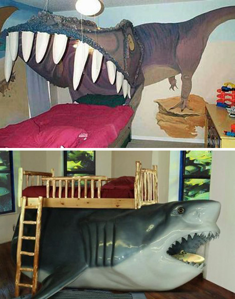 Give It A Rest With These 18 Weird Beds  Bedroom Designs