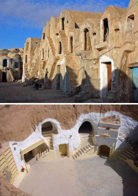 Star Wars IV Survives Real Life Tatooine Located in