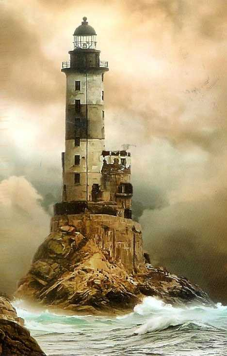 Lights Out Seven More Eerie Abandoned Lighthouses Urbanist