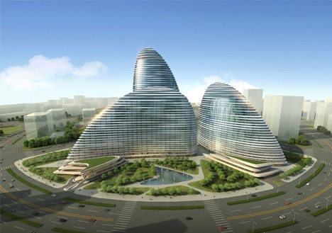 Pirated Architecture Chinese Copies Of Famous Buildings
