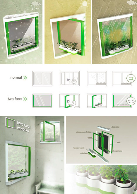Urban Green 8 Ingenious Small Space Window Garden Ideas Urbanist