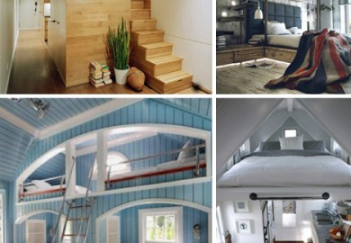 Cool Bedrooms With Lofts