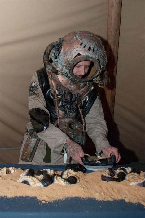 Crazy Cakes 30 Foot Tentacle Leads To Edible Kraken