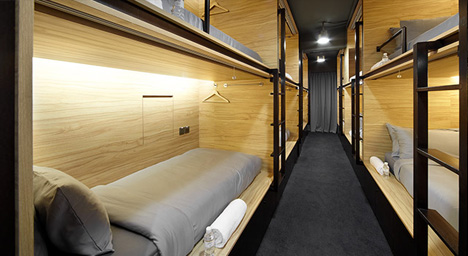 POD in Singapore HighClass Hostel Meets Capsule Hotel