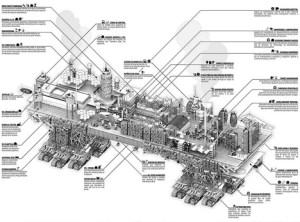 Nomadic Urbanism: Futuristic 'Walking City' Draws on