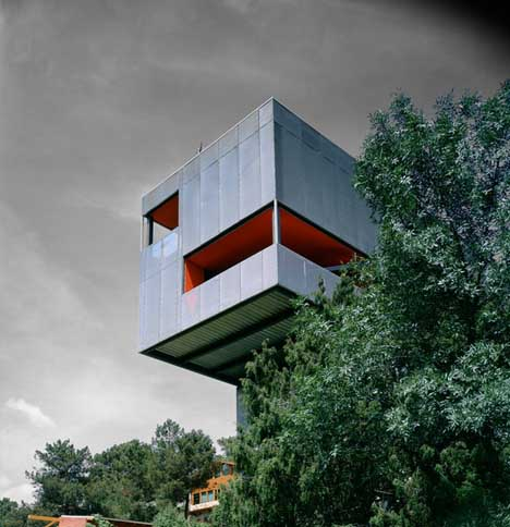 Hover Houses 12 CliffClinging Homes with a View  Urbanist