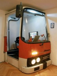 Subway Cars to Churches: 15 Creatively Converted Offices ...