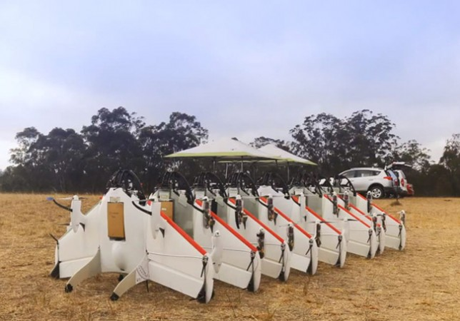 Google Project Wing Drone Delivery 1