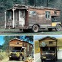 Roaming Homes 15 Diy Rvs Converted Buses Tiny Houses