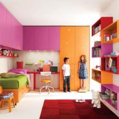 Red Childrens Desk Chair La Z Boy Big And Tall Executive Office Modern, Modular & Transforming Kids' Furniture: 13 Designs | Urbanist