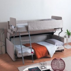 Sofa Come Bed Design With Low Price Connector Brackets Space-saving Sleepers: Sofas Convert To Bunk Beds In ...