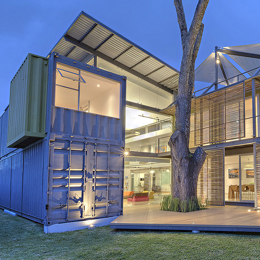 Casa Cargo Containers Frame Photographers Sustainable