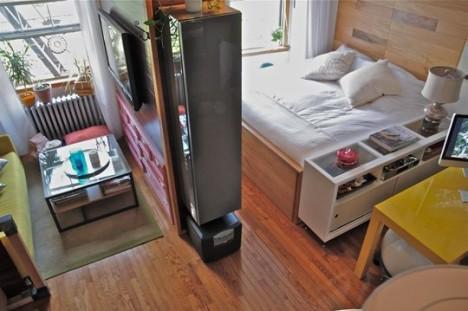tiny apartment tricks 13 ideas for