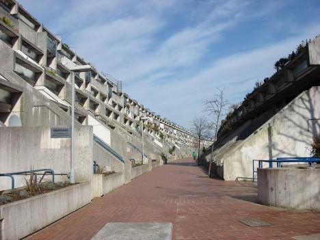 Concrete Wonders 13 Brutalist Buildings in the USA  Britain  Urbanist