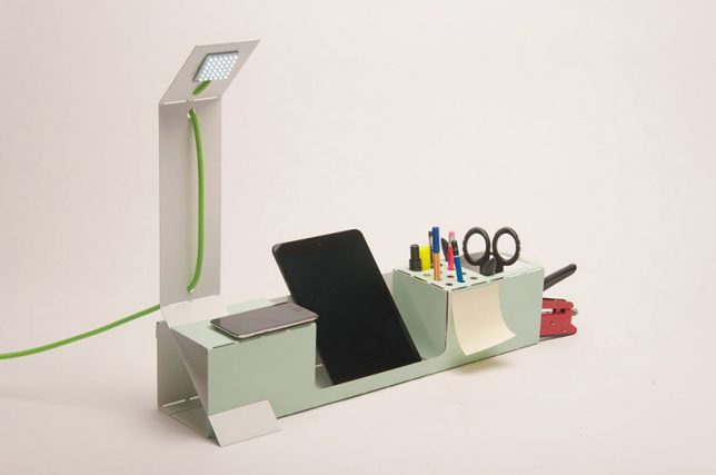 Modern Desk Organizer Declutter Your Desk In Style: 16 Modern Office Organizers