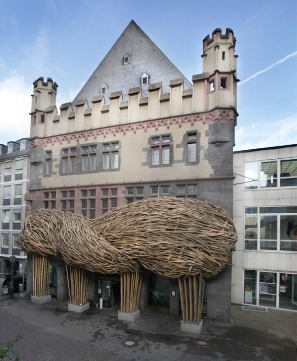 Fashionable Facades 15 Buildings Put Artistic