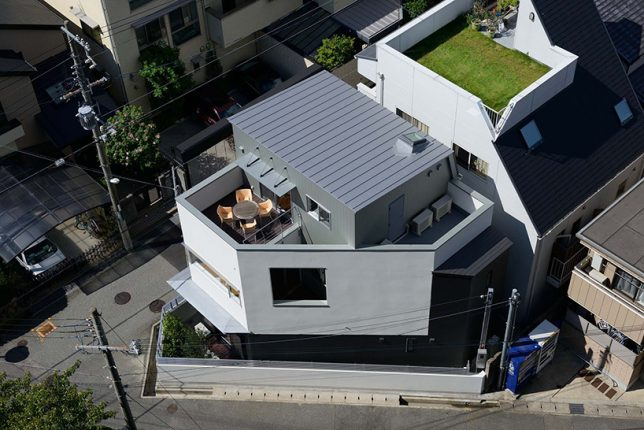 Against All Odd Shapes 12 Homes Tailored To Tiny Amp Difficult Plots Urbanist