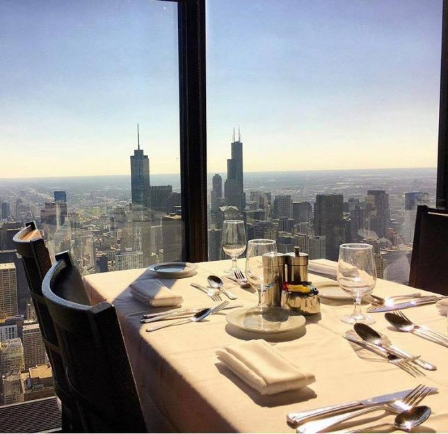 HighElevation Dining 12 SkyScraping Restaurants Around